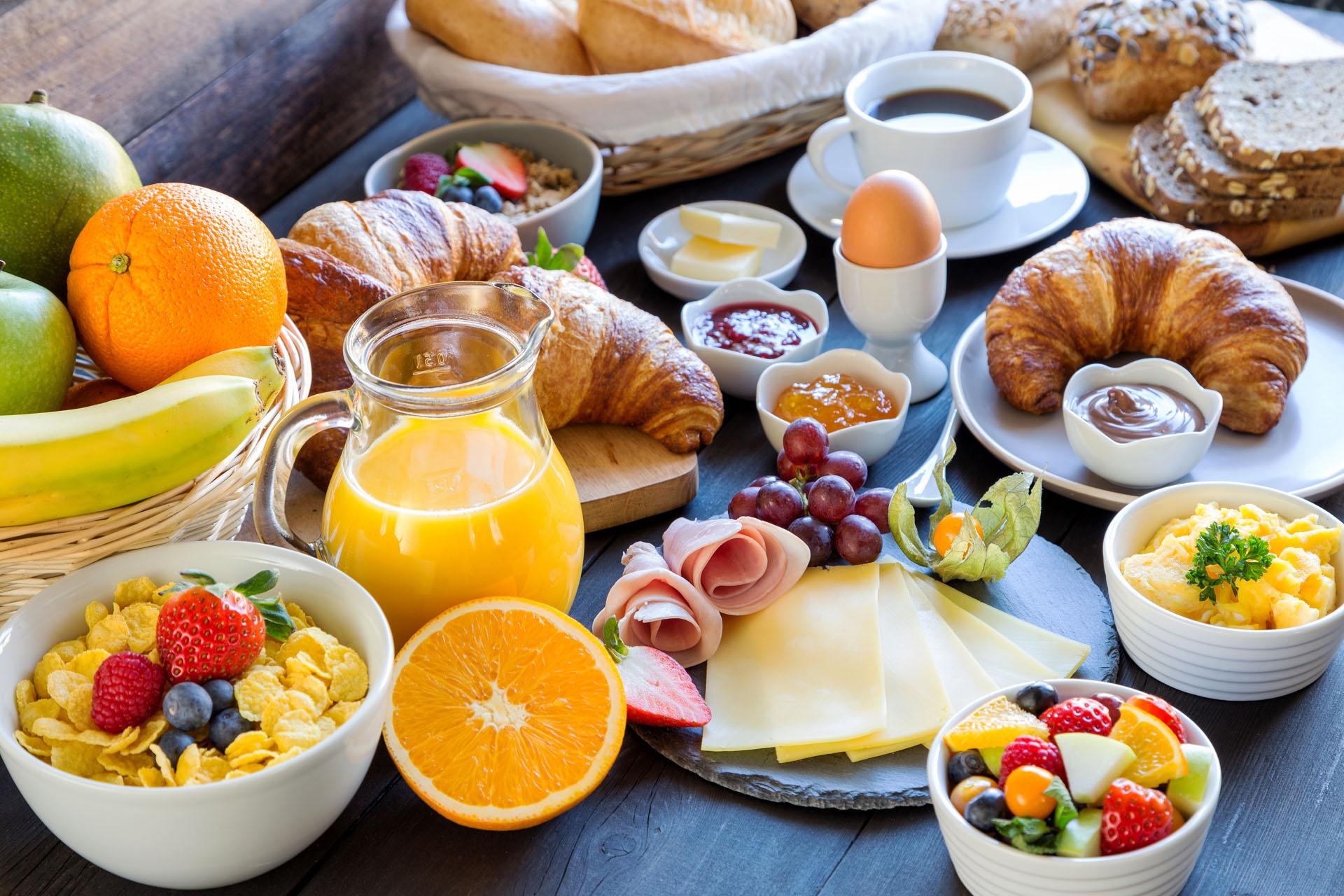 Ontbijt en brunch - Palethoeve